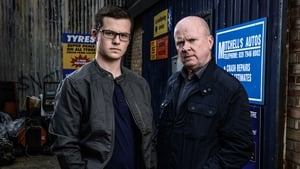 """Reid - """"I'm looking forward to getting started and working closely with the legendary Steve McFadden. I can't wait to become a fully-fledged Mitchell"""""""