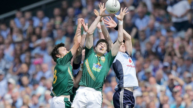 Dublin have beaten Meath in the final for the last two years