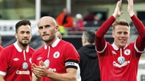 Sligo Rovers boss John Coleman hailed his side after victory over Rosenborg