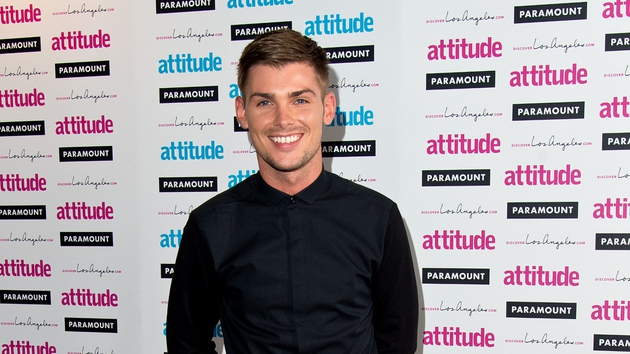Congrats to Kieron Richardson