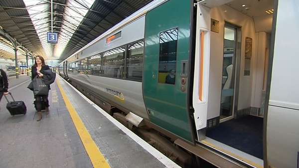 Iarnród Éireann has said it will implement the pay cuts from Sunday 24 August