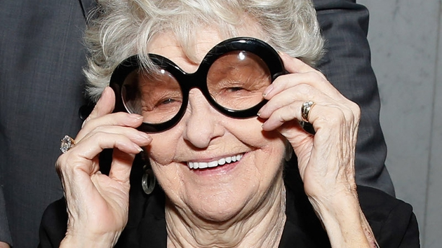 The late, great Elaine Stritch