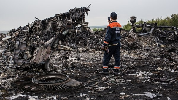 The United States believes Moscow provided Ukrainian separatists with the missile launchers that downed Malaysia Airlines Flight MH17