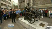 Molly Malone moves into new temporary home