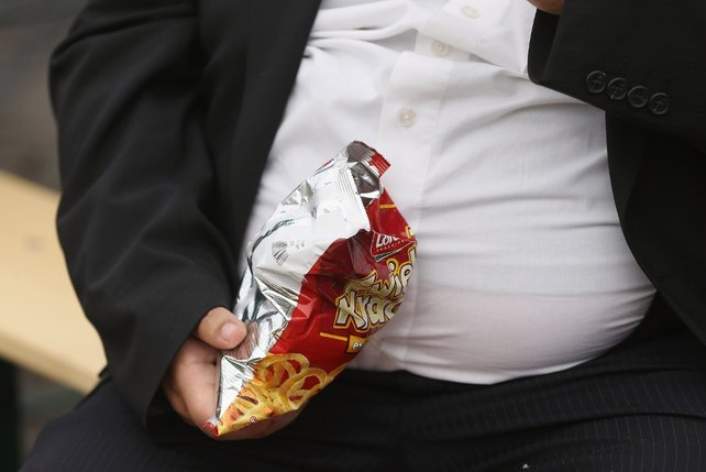 The report highlights the burden obesity places on the health system