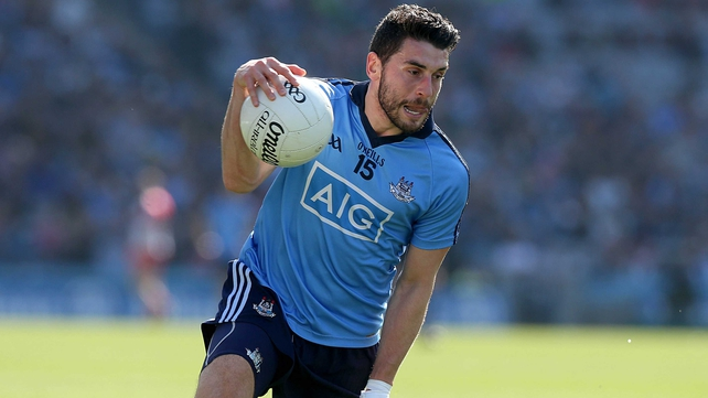 Bernard Brogan starts for Dublin against Meath