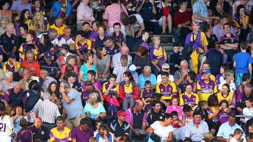 Wexford progress to the quarter-finals