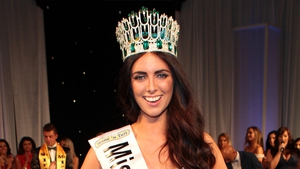 Miss Ireland 2014 - Jessica Hayes