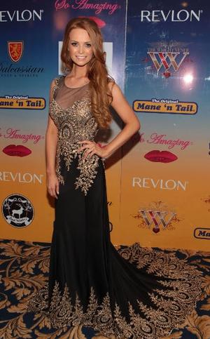 Miss Ireland 2013 -Aoife Walsh