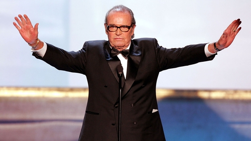 James Garner at the Screen Actors Guild Awards in 2005
