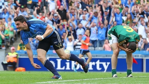 ... which Bernard Brogan celebrated scoring