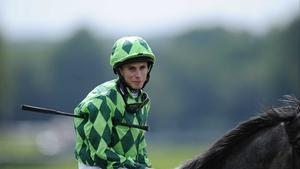 Ryan Moore will ride for Aidan O'Brien at Dundalk