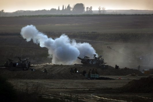 Calls for a truce in Gaza