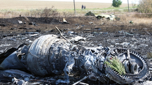 Russian Federation  must face justice over flight MH17, says Boris Johnson