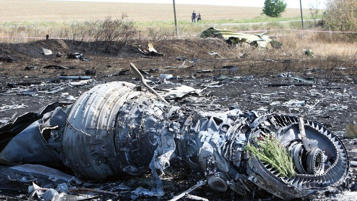 Malaysia Airline Flight 17