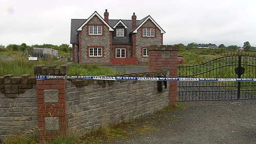 Gardaí are not looking for anyone else in connection with the incident