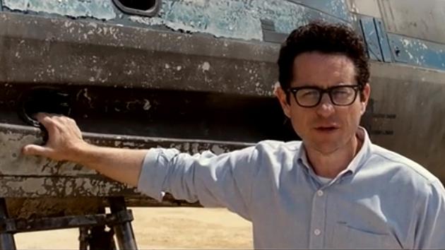 Star Wars: Episode VII director J.J. Abrams