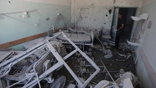 Death toll rises in Gaza