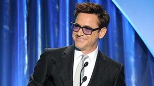 Robert Downey Jr is a big fan of Mel Gibson