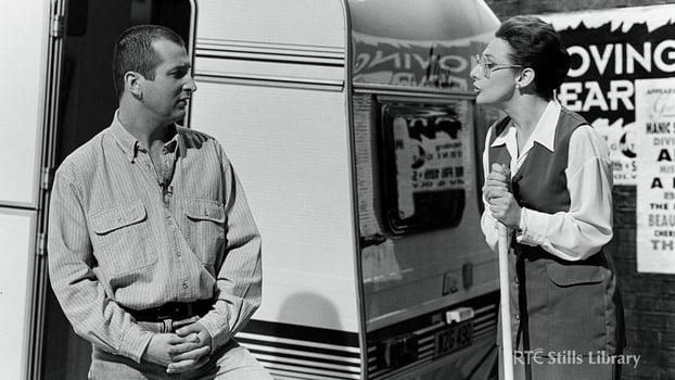 Pat O'Mahony and Pauline McLynn (1994)