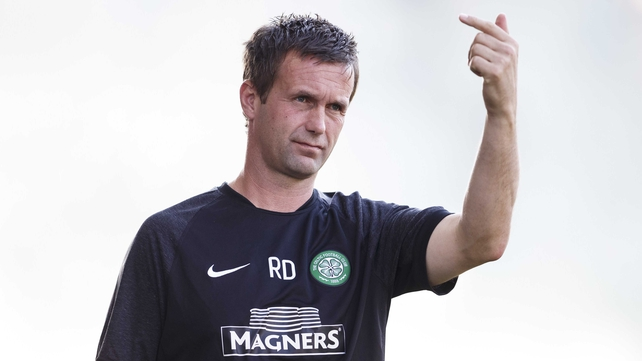 Ronny Deila replaced Neil Lennon in the Celtic hot seat