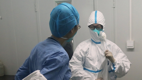 A case of bubonic plague has been identified in northwestern China