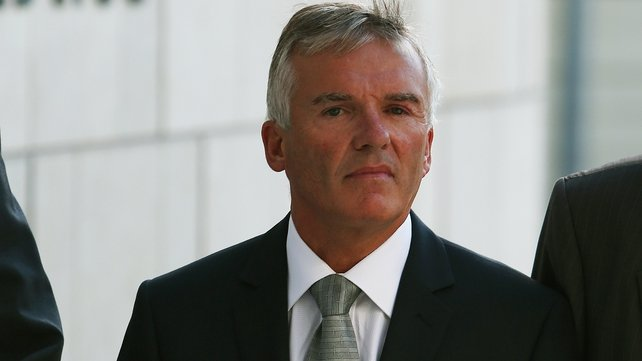 Ivor Callely pleaded guilty to four counts of using invoices believing them to be false instruments