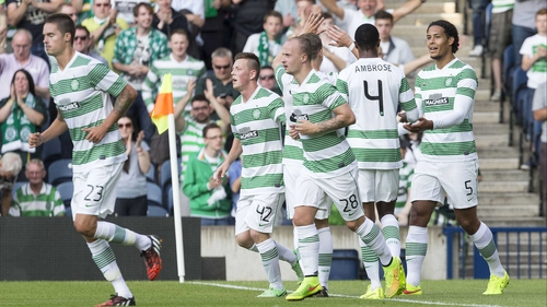 Celtic face trips to Austria, Croatia and Romania
