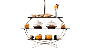 Late Afternoon Tea at the Fitzwilliam Hotel, €25 per person