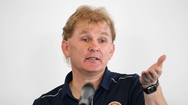 Liam Buckley said St Pat's had been a tad unfortunate to not secure a win in the first league