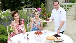 Neven Maguire launches Avonmore dessert recipes