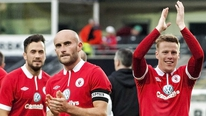 Sligo Rovers captain Alan Keane on the Bit O'Red's Europa League qualifier against Rosenborg