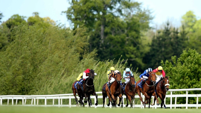 The ground at Leopardstown is likely to be lightning fast for the Tyros Stakes