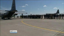 Netherlands receives remains of some of the victims of MH17