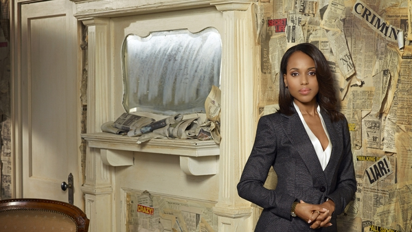Scandal star Kerry Washington
