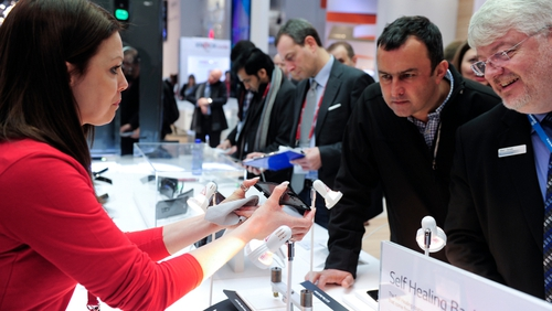 LG Electronics has seen sales rise across a number of divisions, including televisions and mobile