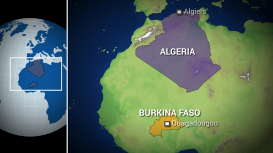 Air Algerie plane crash