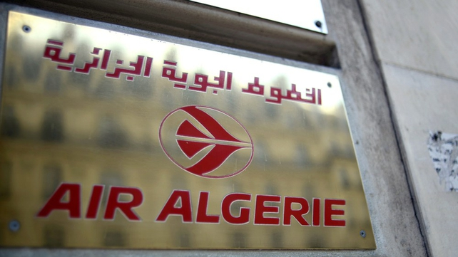 There were 116 people on the Air Algerie plane when it crashed
