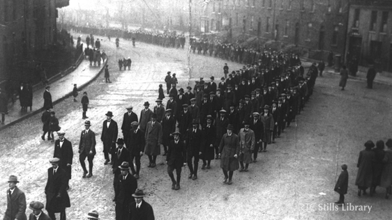 National Volunteers Marching (1914)