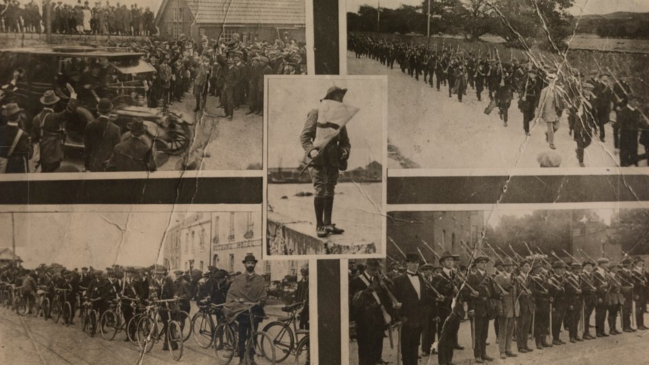 The Howth Gunrunning was essential to arm the Volunteers (Pic: The Board of Trinity College Dublin)