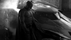 Ben Affleck as Batman in the new film