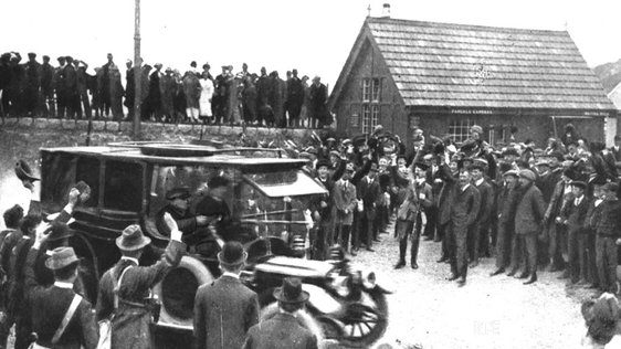 Howth Gun Running 1914
