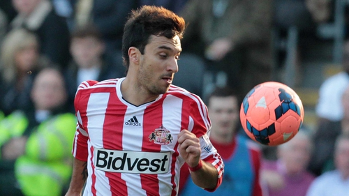 Ignacio Scocco had a short and disappointing spell at Sunderland