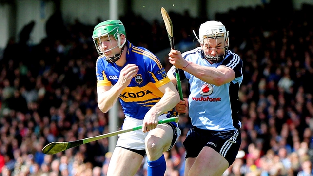 Dublin and Tipperary meet on Sunday at 4pm