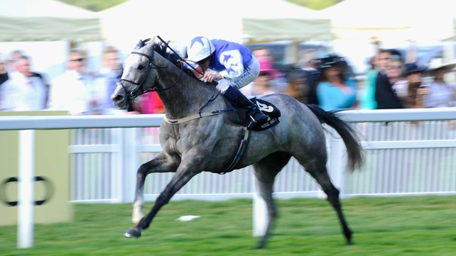 Pique Sous won the Queen Alexandra Stakes at Royal Ascot on his most recent start