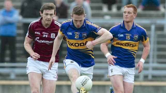 Galway had four points to spare over Tipperary when they met in the 2013 football qualifiers