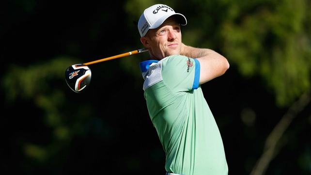 David Horsey is in pole position for a third win on the European Tour