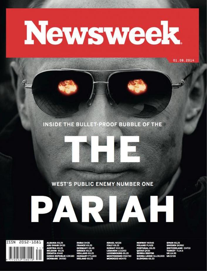 Newsweek - Putin