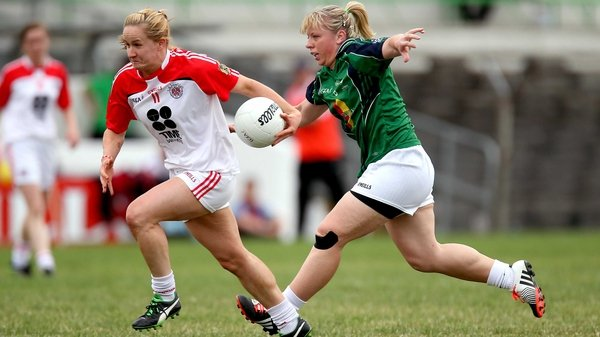 Gemma Begley was the scorer-in-chief for Tyrone