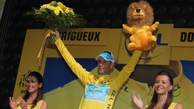Vincenzo Nibali is all set to become the sixth man to win all three grand tours